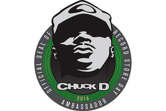 2014RecordStoreDay_ChuckD_Press_110214